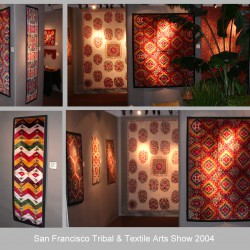 San Francisco Tribal & Textile Arts Show-2004
