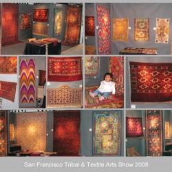 San Francisco Tribal & Textile Arts  Show-2008
