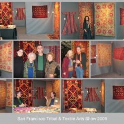 Tribal & Textile Arts  Show-2009
