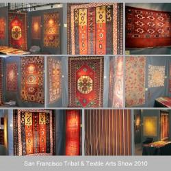 San Francisco Tribal & Textile Art s Show-2010