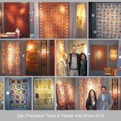 San Francisco Tribal & Textile Art s Show-2012